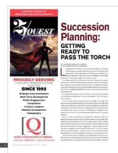 FTBA Fall Magazine 2020 Quest Article